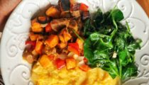 What I Eat: Quick and EASY BUDDHA BOWLS