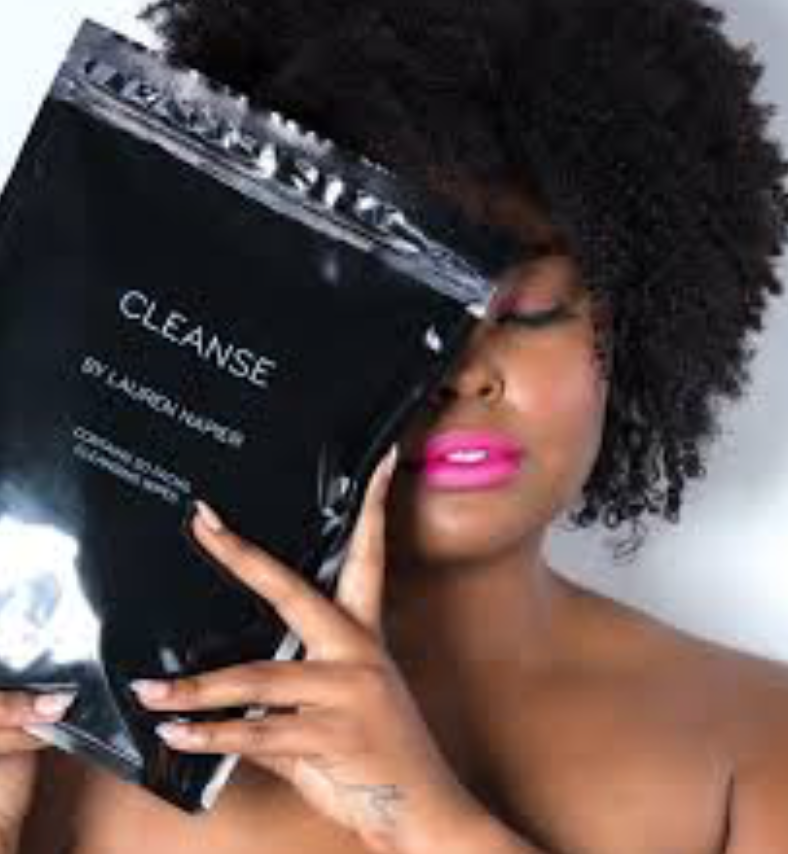 Wiping Away Cruelty :  NEW BEAUTY BRAND