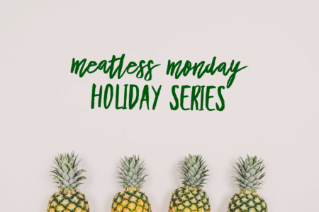Meatless Monday Holidays:  MAC & CHEESE PLEASE