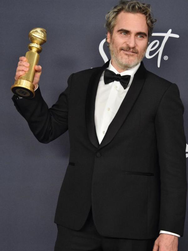 ENVIRONMENTALLY FOCUSED: Why Joaquin Phoenix Is Fashion Goals.