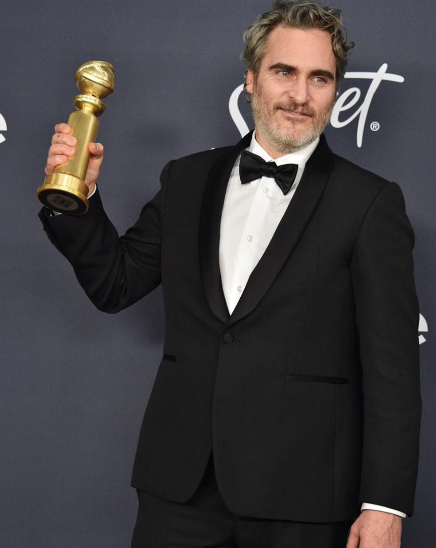 ENVIRONMENTALLY FOCUSED: Why Joaquin Phoenix Is Fashion Goals.
