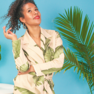 PODCAST:  EP #25-Vegan Brand Bomba Curls Founder Lulu Cordero