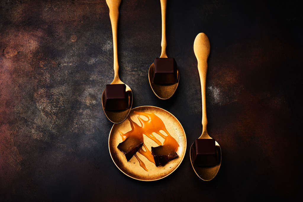Casee-Cou-Chocolate Passion Fruit Caramel